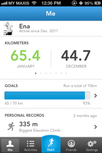 Runkeeper Screen 8
