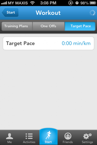 Runkeeper Screen 4