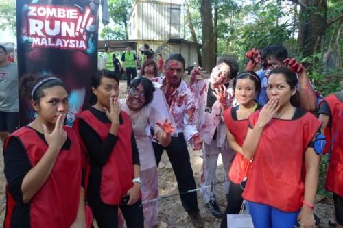 Zombie Run Malaysia 2013